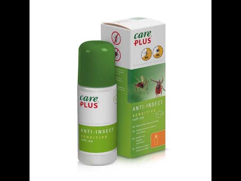 Care Plus Sensitive Icaridin Roll-On 50ml
