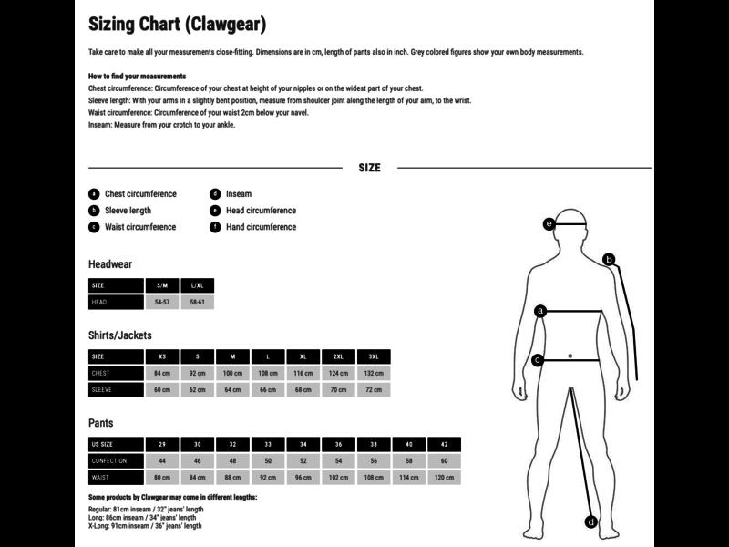 Claw Gear Mk.II Operator Combat Pants (Multicam)