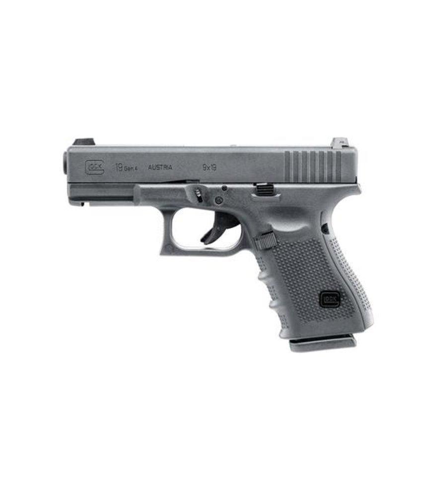Umarex VFC Glock G19 Gen4 GBB (Black)