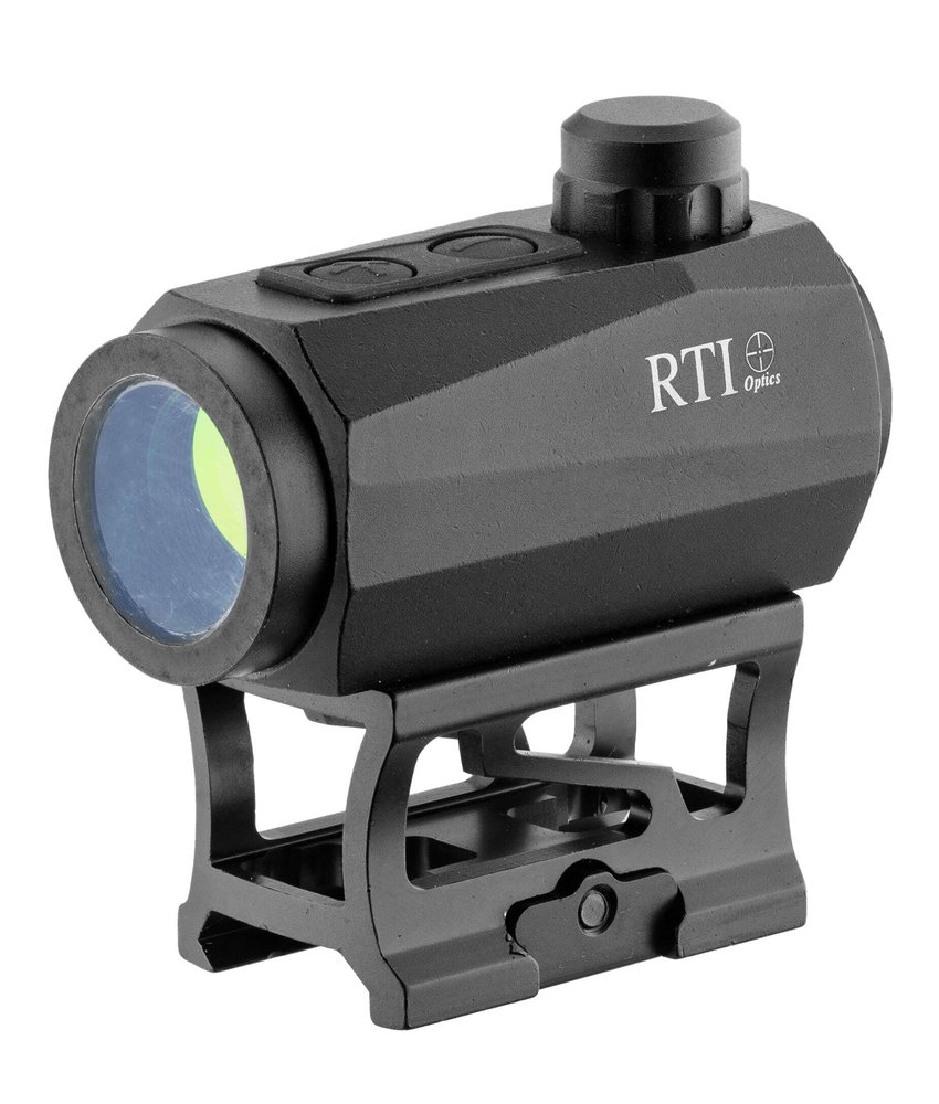 RTI Tubular Reflex Red Dot (Black)