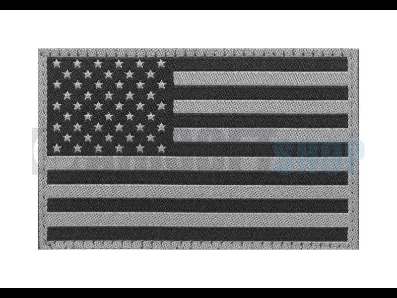 Claw Gear USA Flag Patch (Black)