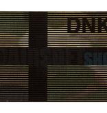 Claw Gear Dual IR Flag Patch DNK (Denmark) (Multicam)