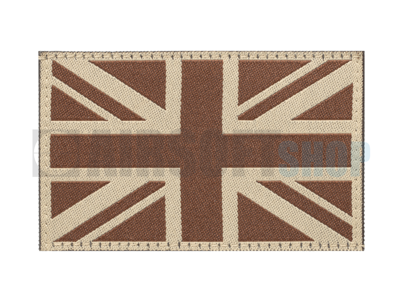 Claw Gear Great Britain Flag Patch (Multicam)