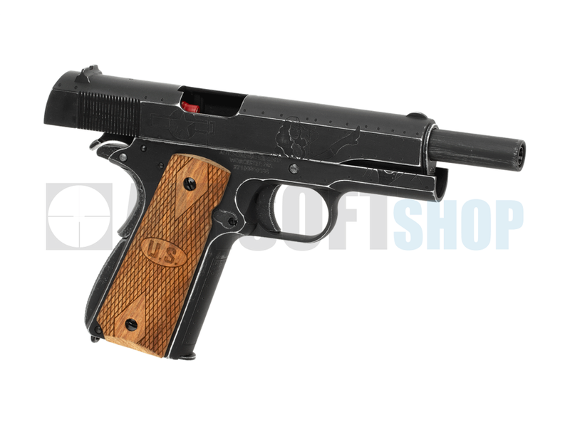 Armorer Works Auto Ordnance 1911 Victory Girl Full Metal GBB