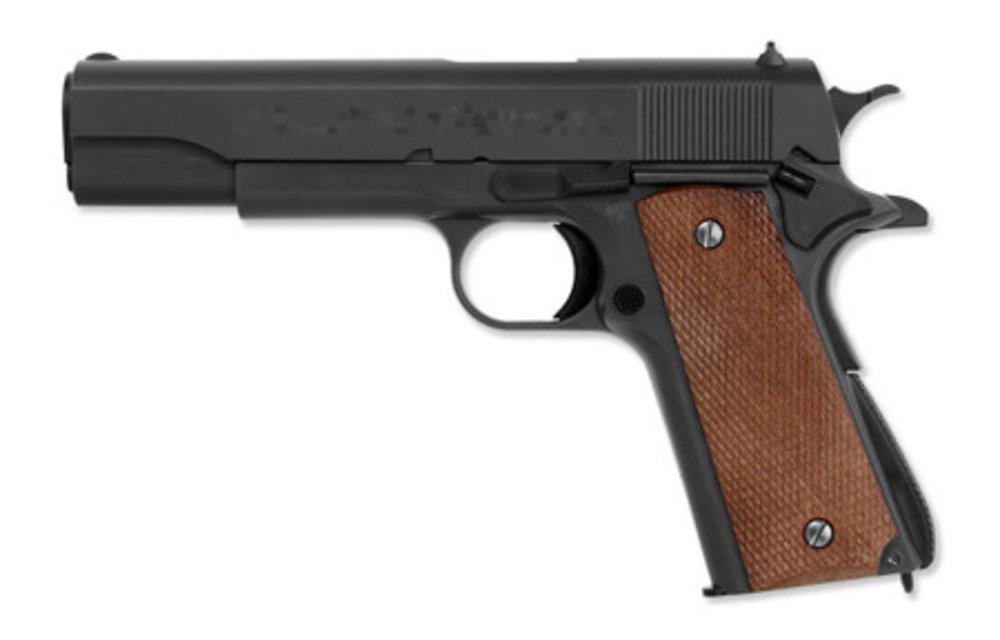 Spring Pistol