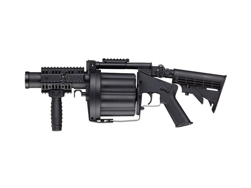 Grenade Launchers