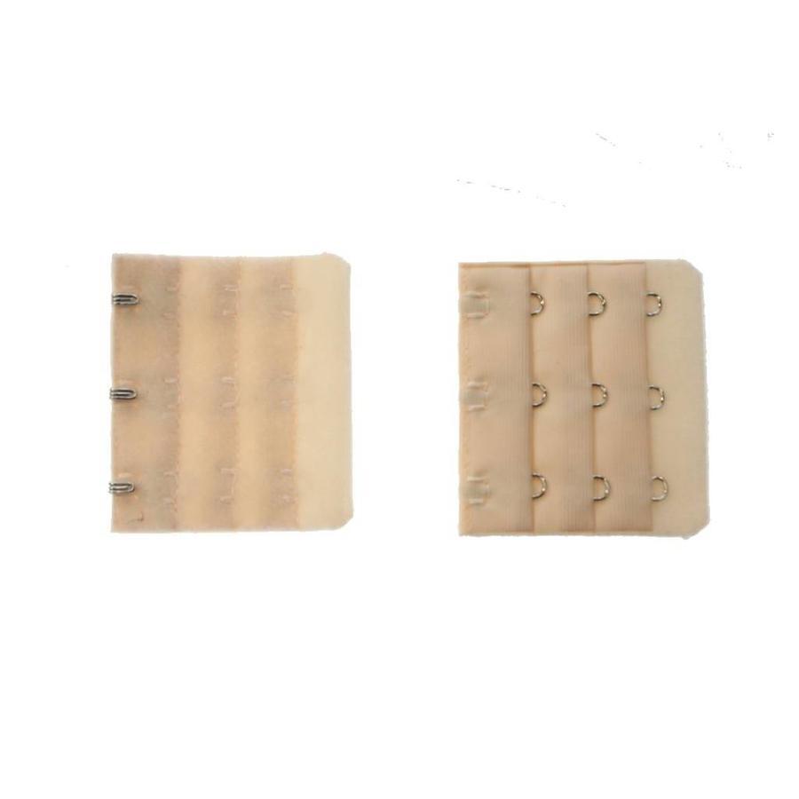 Beha Verlengstuk / Verlenger 3 Haaks Huidskleur (per stuk)-1