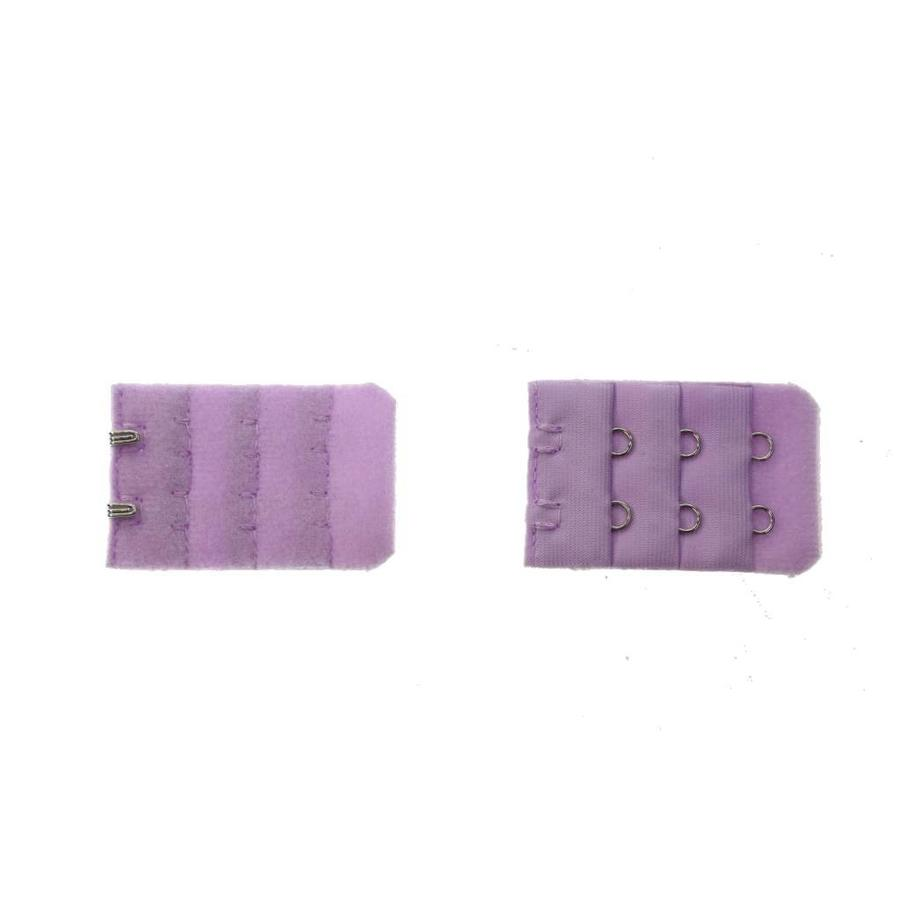 Beha Verlengstuk / Verlenger 2 Haaks Lavendel (per stuk)-1
