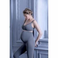 thumb-ZwangerschapsLegging Illusion Grijs-3