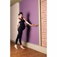 thumb-ZwangerschapsLegging Illusion Zwart-2