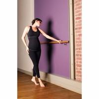 thumb-ZwangerschapsLegging Illusion Zwart-3