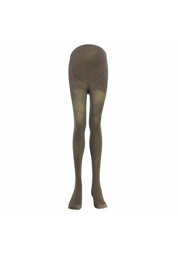 Positie Panty Plussize 50 Den Bruin