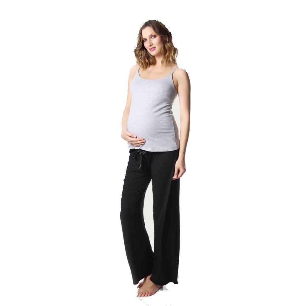 Zwangerschapskleding Vandaag Besteld Morgen In Huis.Hotmilk Borstvoedingstop Voedingstop Naadloos Grijs Mooi En Zwanger