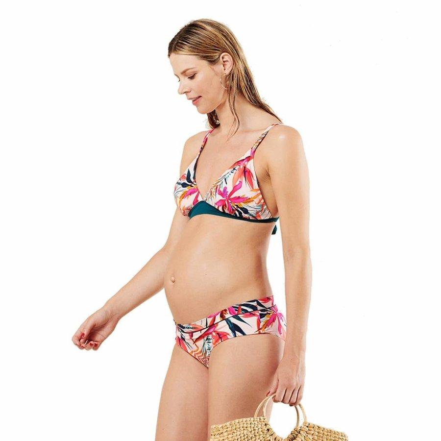 Zwangerschapstankini/ bikini Broekje Norma-4