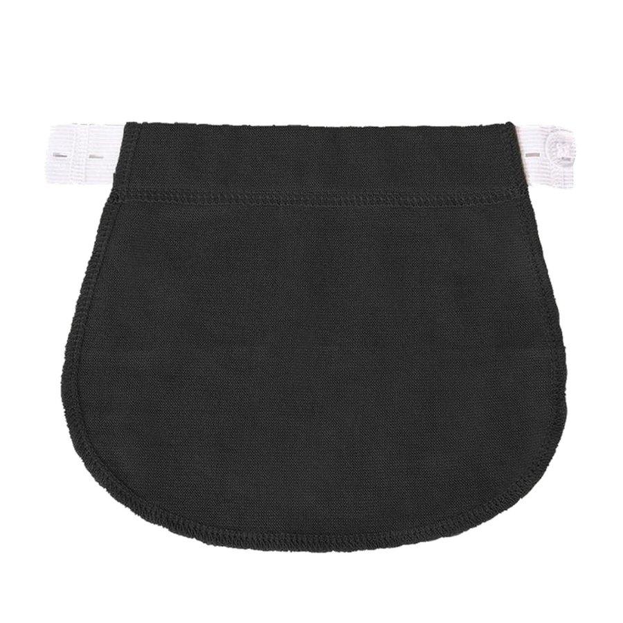 Broek Verlengstuk / Verlenger Zwarte stof-1