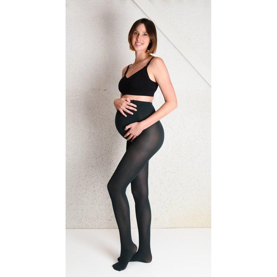 Positiepanty Zwangerschapspanty 60 Den Groen-1