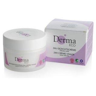 Derma Eco Woman Gezichtscrème Normale/Gemengde Huid