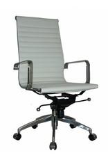 EA119 Comfort Leer Bureaustoel