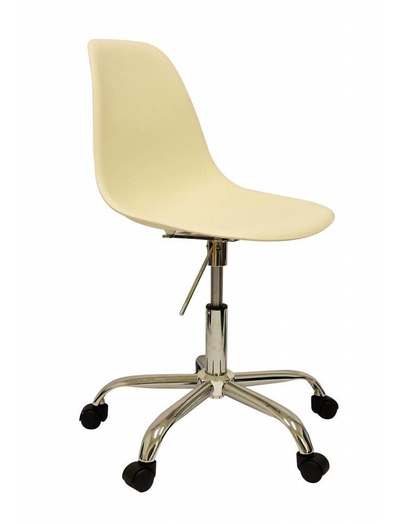 PSCC Eames Design Stoel Wit
