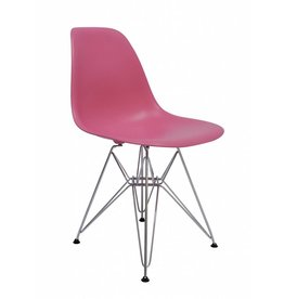 DSR Dining Chair Pink