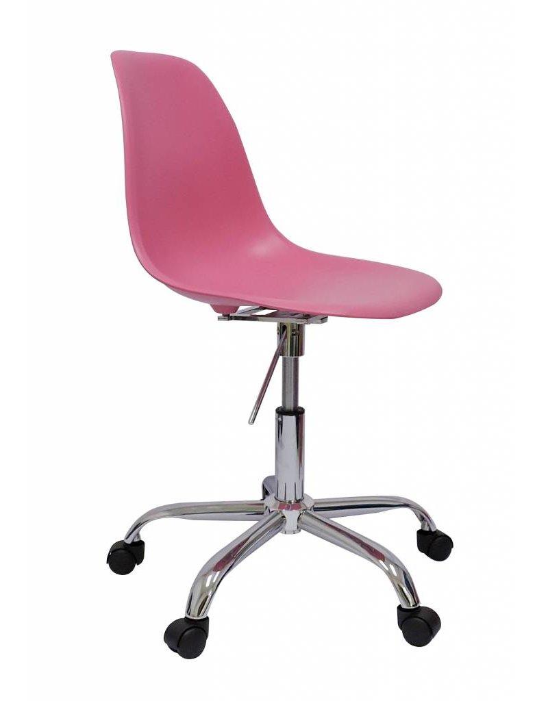 PSCC Eames Design Chair Pink