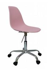 PSCC Eames Design Stoel Roze