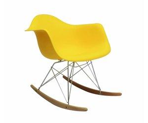 Eames Rar Stoel : Eames chairs lounge replica office rocking ebay