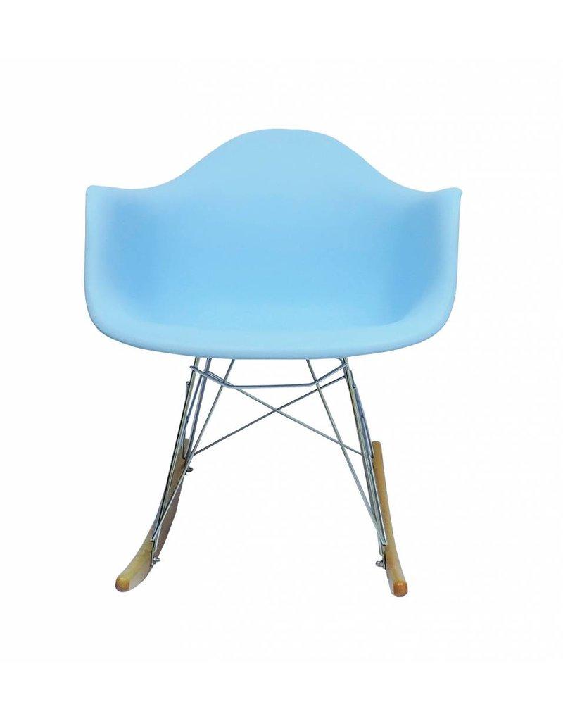 Rar Eames Design Rocking Chair Blue Design Seats Buy