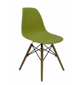 DSW Dining Chair Green