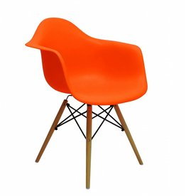 DAW Stoel Oranje