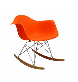RAR Rocking Chair Orange