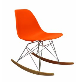 RSR Rocking Chair Orange
