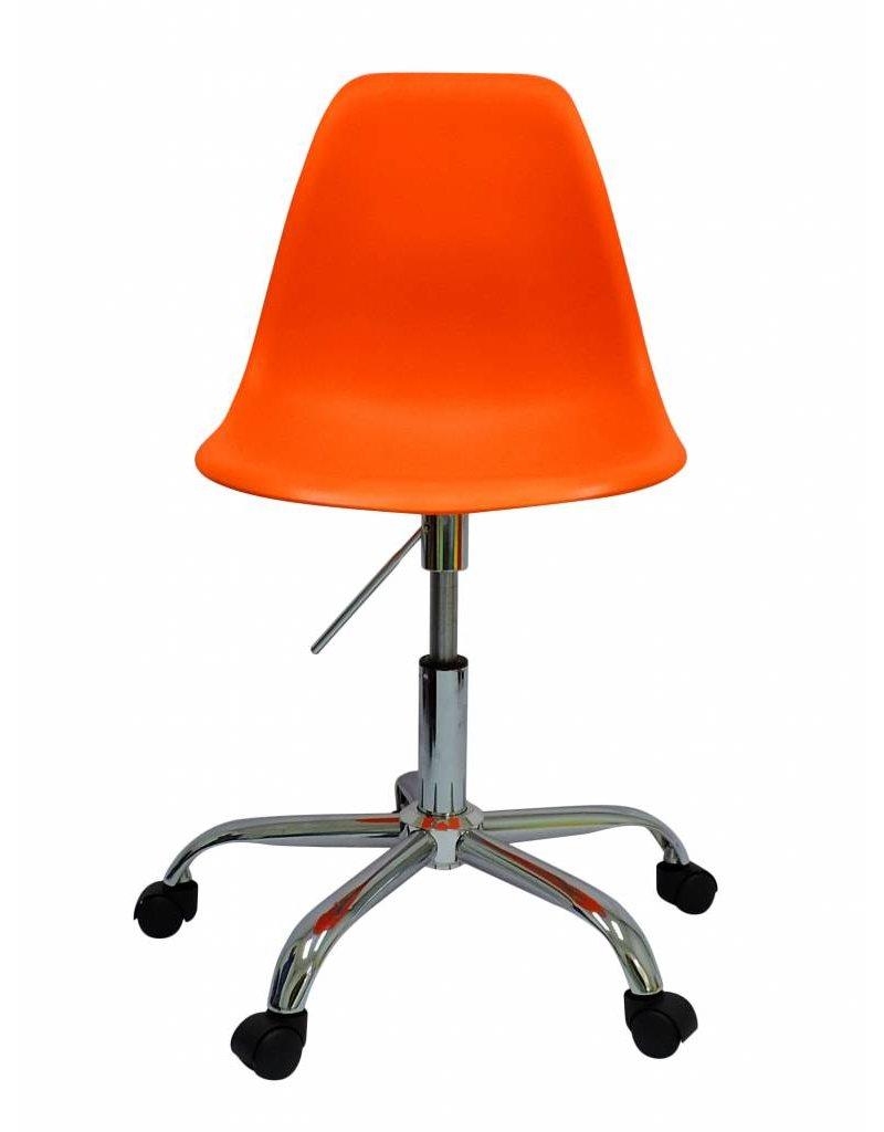 PSCC Eames Design Stoel Oranje