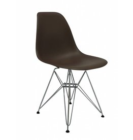 DSR Dining Chair Brown