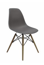 DSW Eames Design Dining Chair Grey