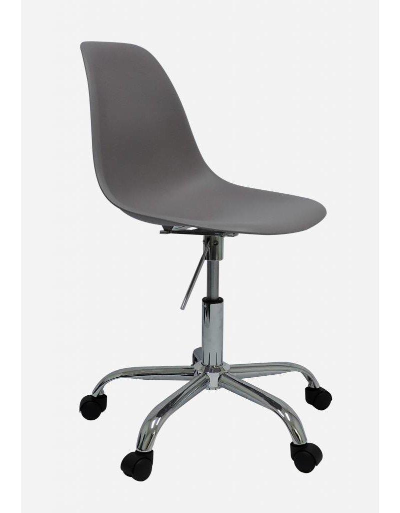PSCC Eames Design Stoel Grijs