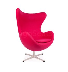 Egg chair Roze Cashmere