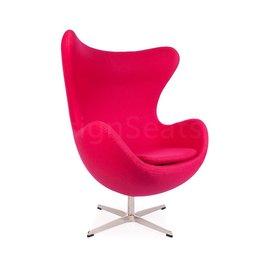 Egg chair Roze Cashmere