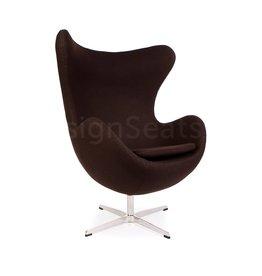 Egg chair Bruin
