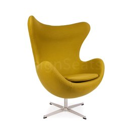 Egg chair Olive