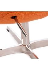 Egg chair Oranje Wool