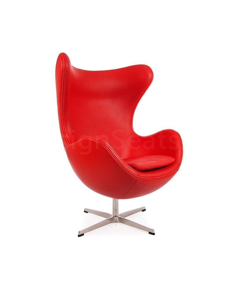 Design Fauteuil Rood.Egg Chair Design Seats Design Stoelen Online Kopen