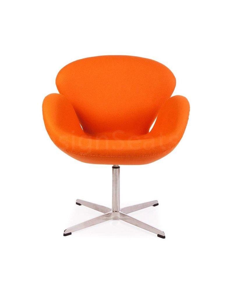 Swan chair Orange