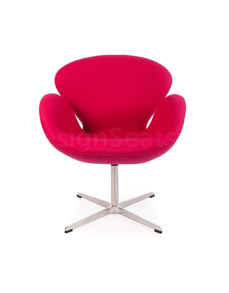 Swan chair Pink Cashmere