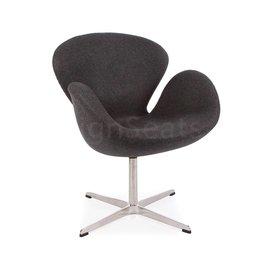 Swan chair Grijs