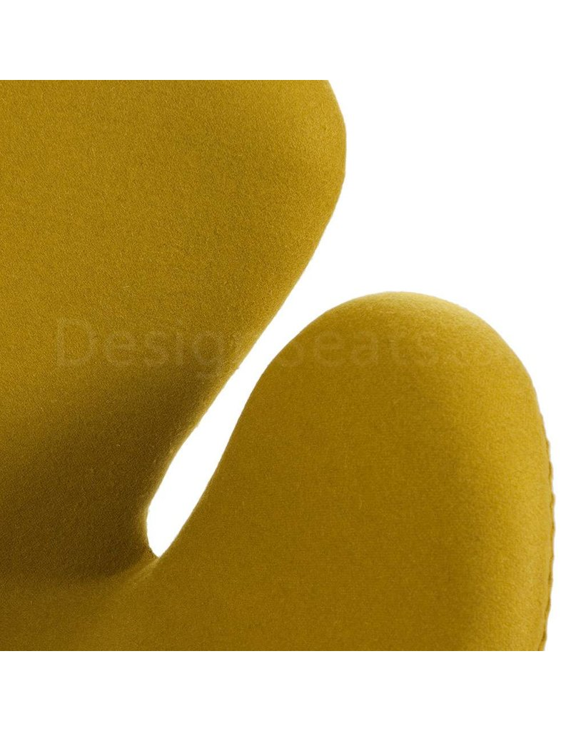 Swan chair Olive