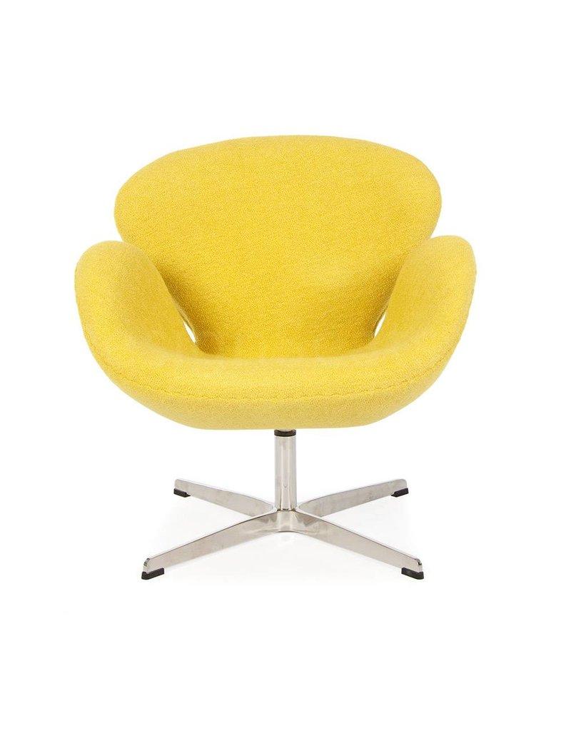 Swan chair Mosterd