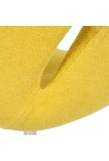 Swan chair Mustard