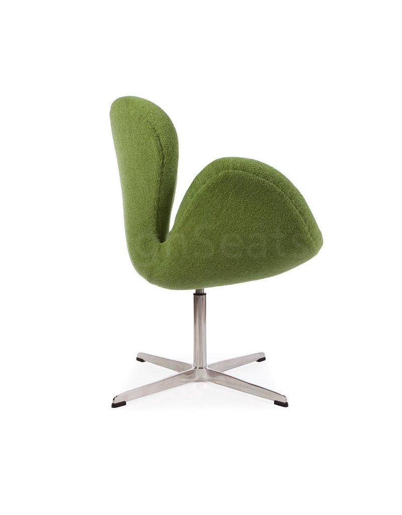 Swan chair Olivegreen