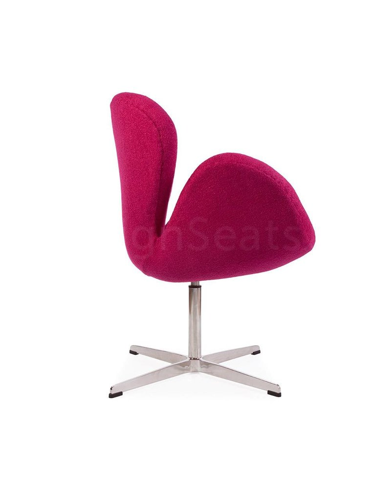 Swan chair Pink